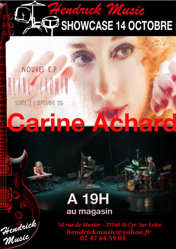 CARINE ACHARD