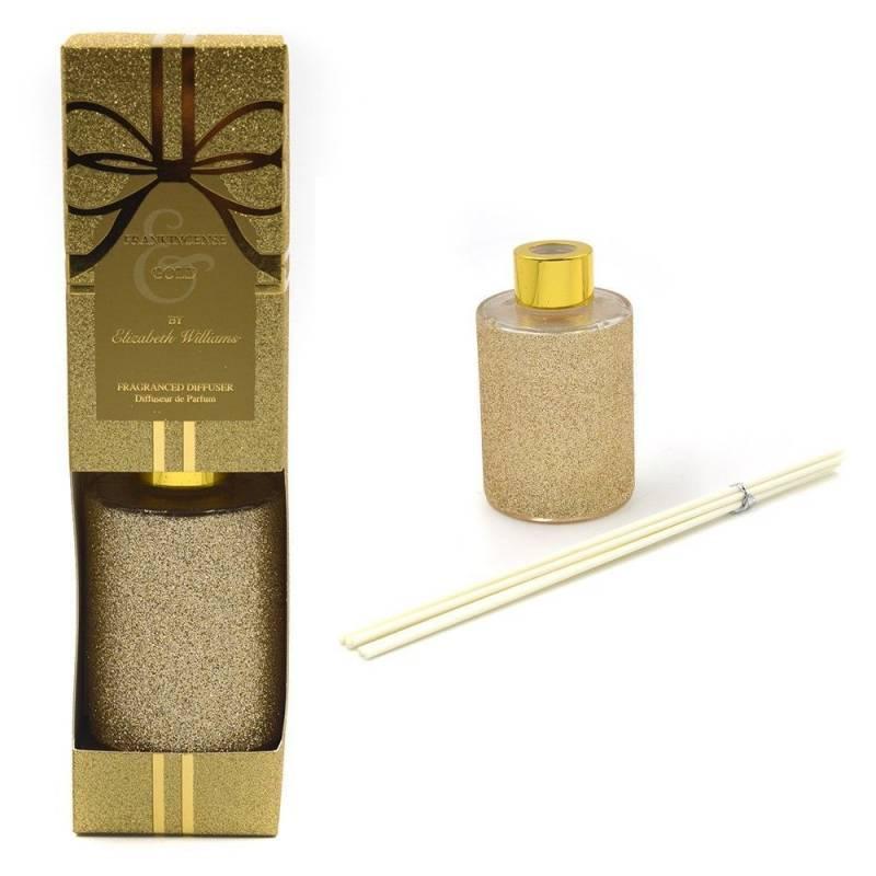Diffuseur Parfum Paillettes dorées