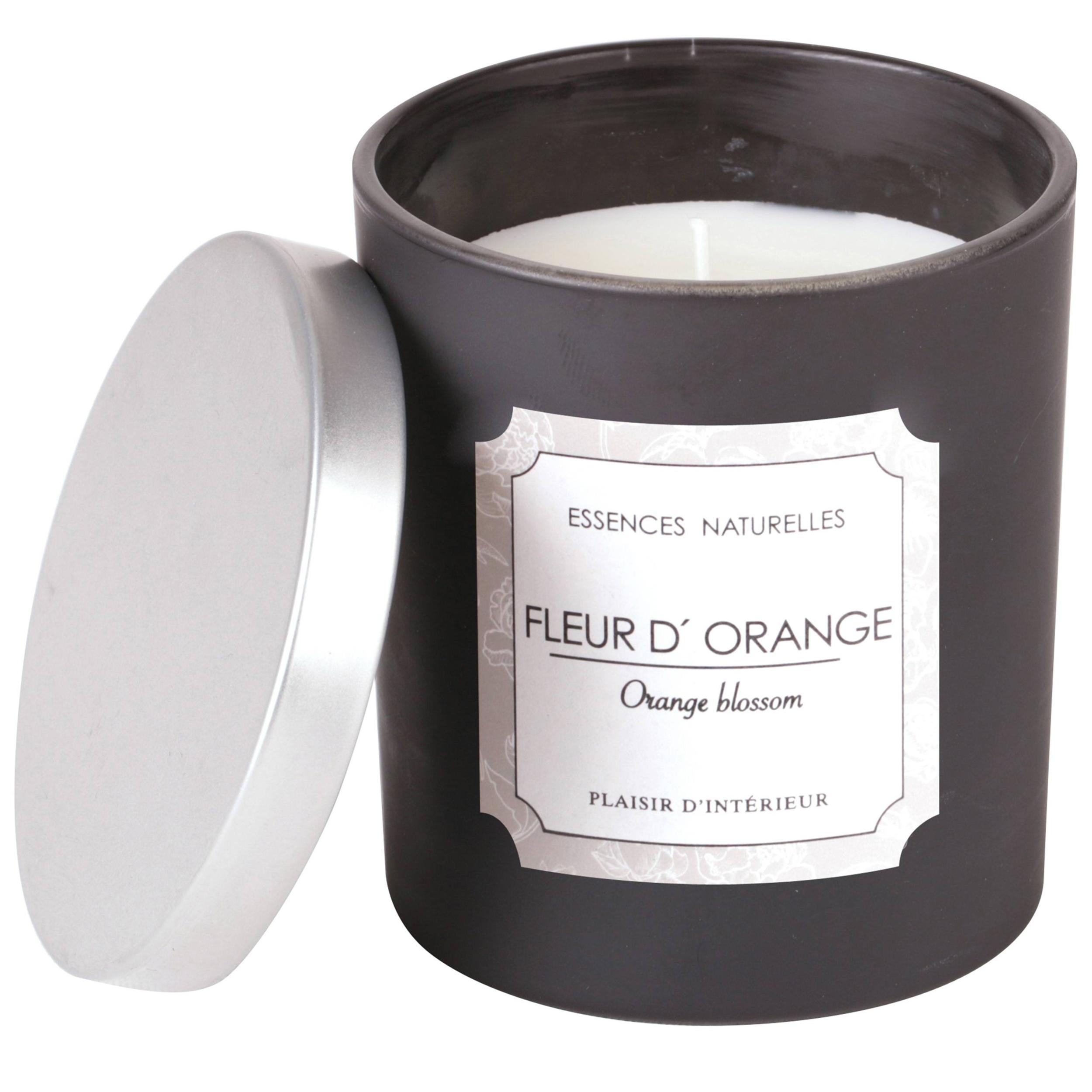 BOUGIE PARFUMEE FLEUR D\'ORANGE (S)