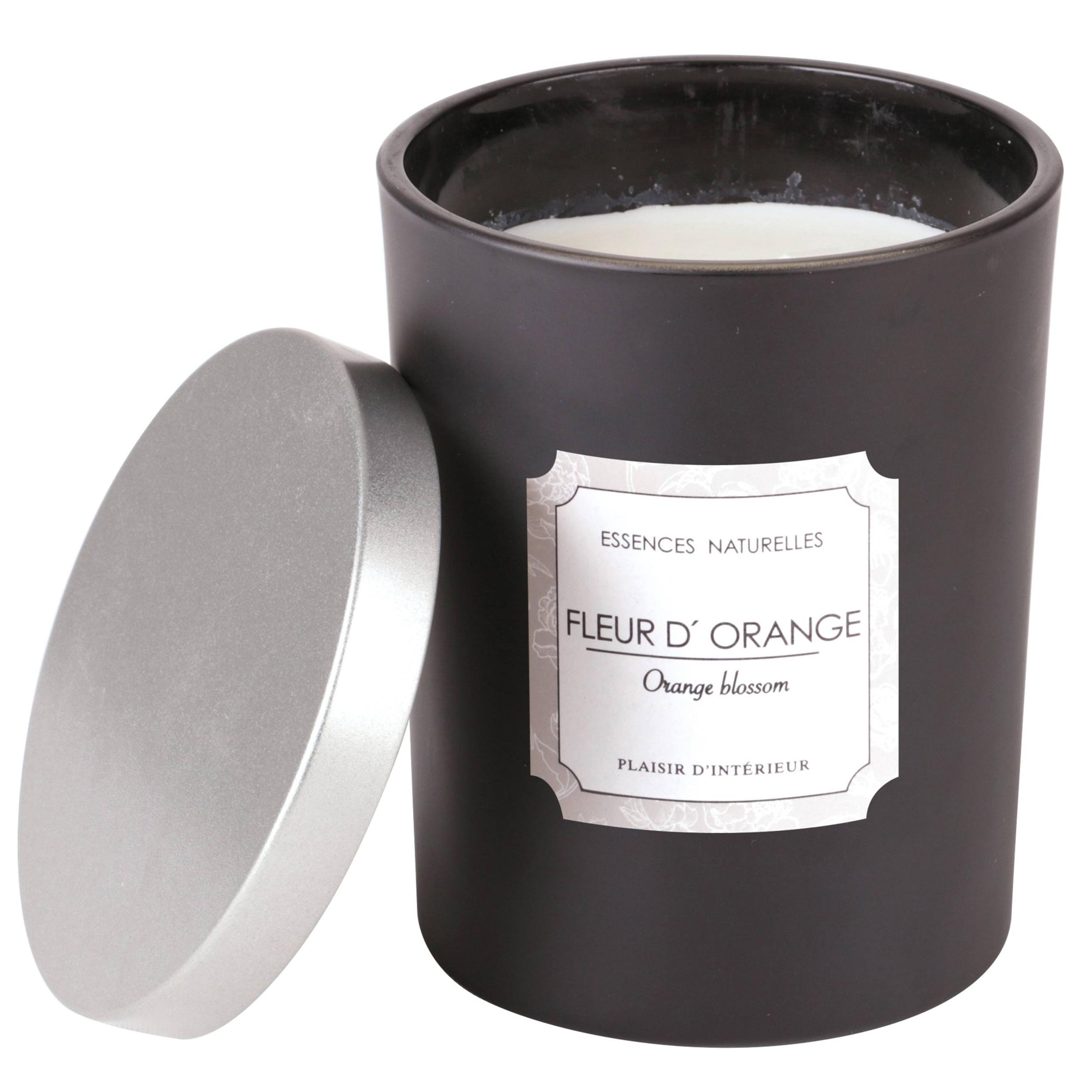 BOUGIE PARFUMEE FLEUR D\'ORANGE (L)