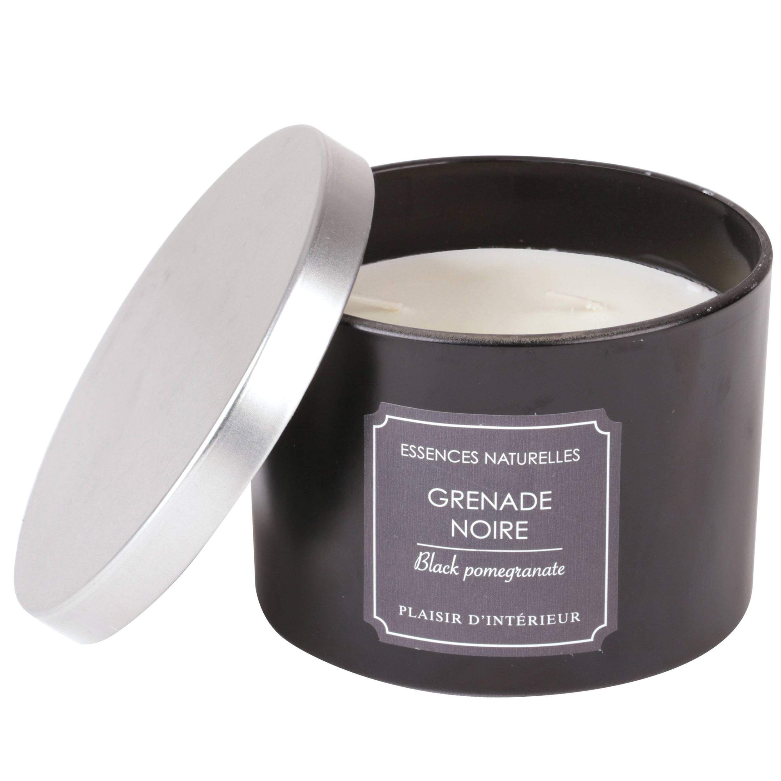 BOUGIE PARFUMEE GRENADE NOIRE (M)