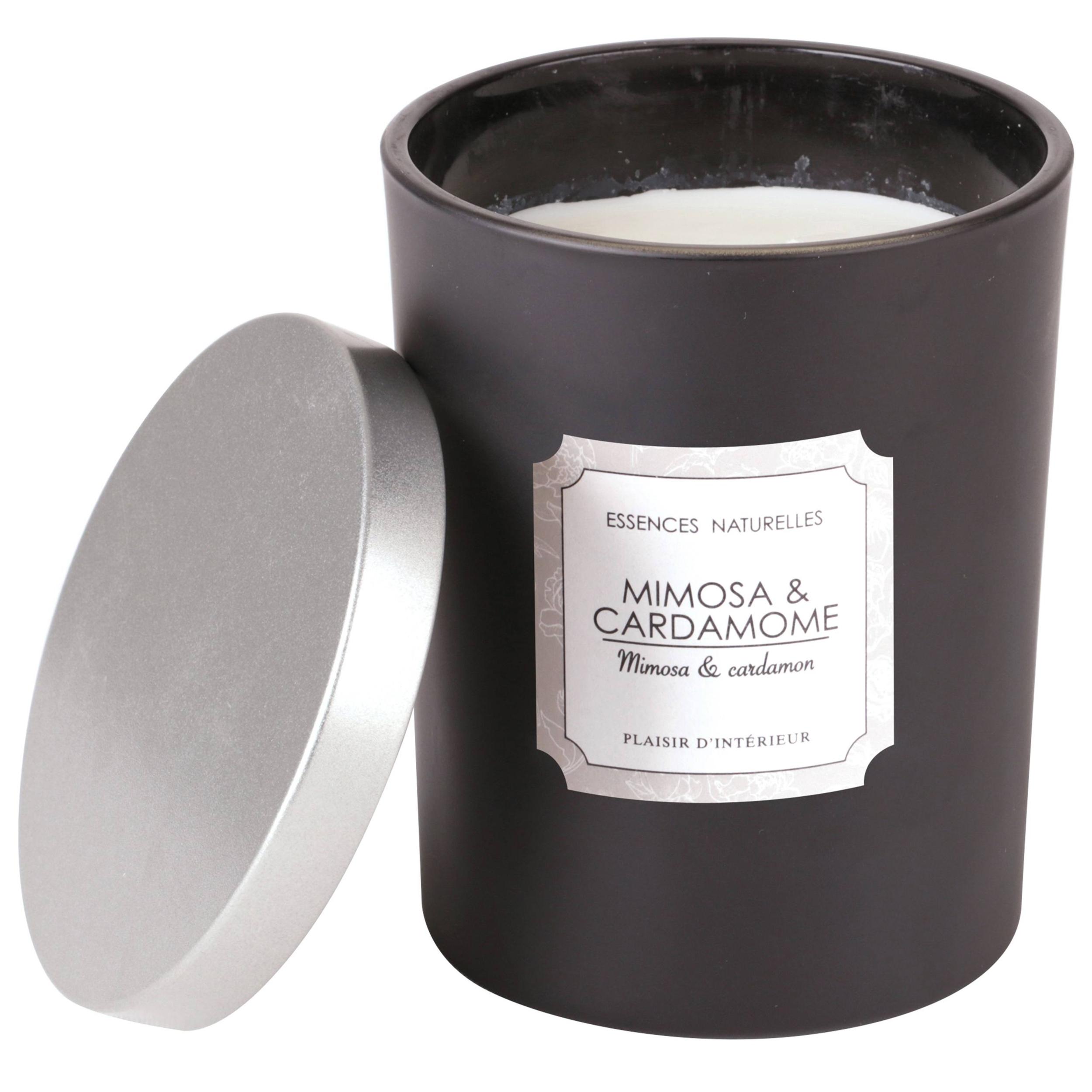 BOUGIE PARFUMEE MIMOSA & CARDAMOME (L)