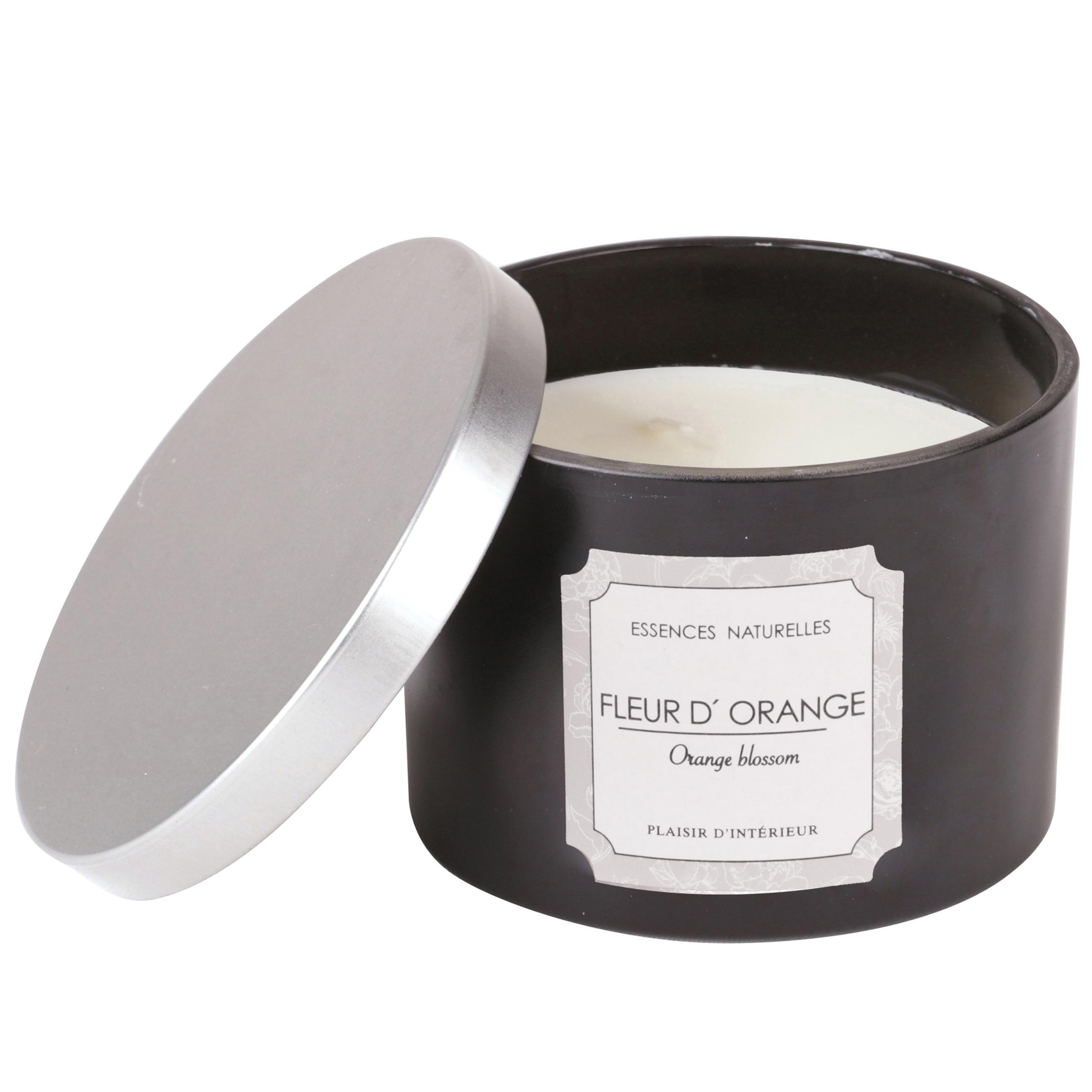 BOUGIE PARFUMEE FLEUR D\'ORANGE (M)