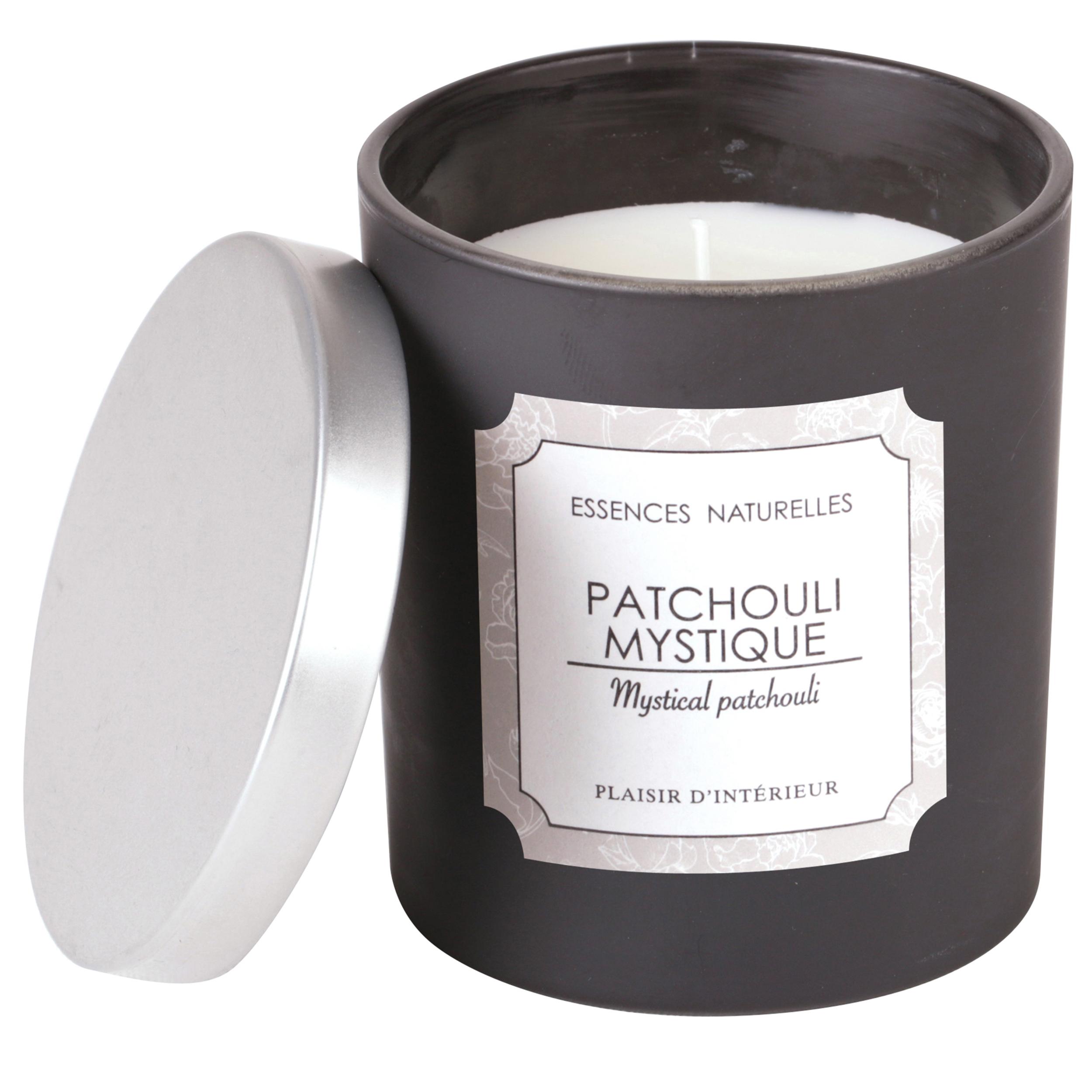 BOUGIE PARFUMEE PATCHOULI MYSTIQUE (S)