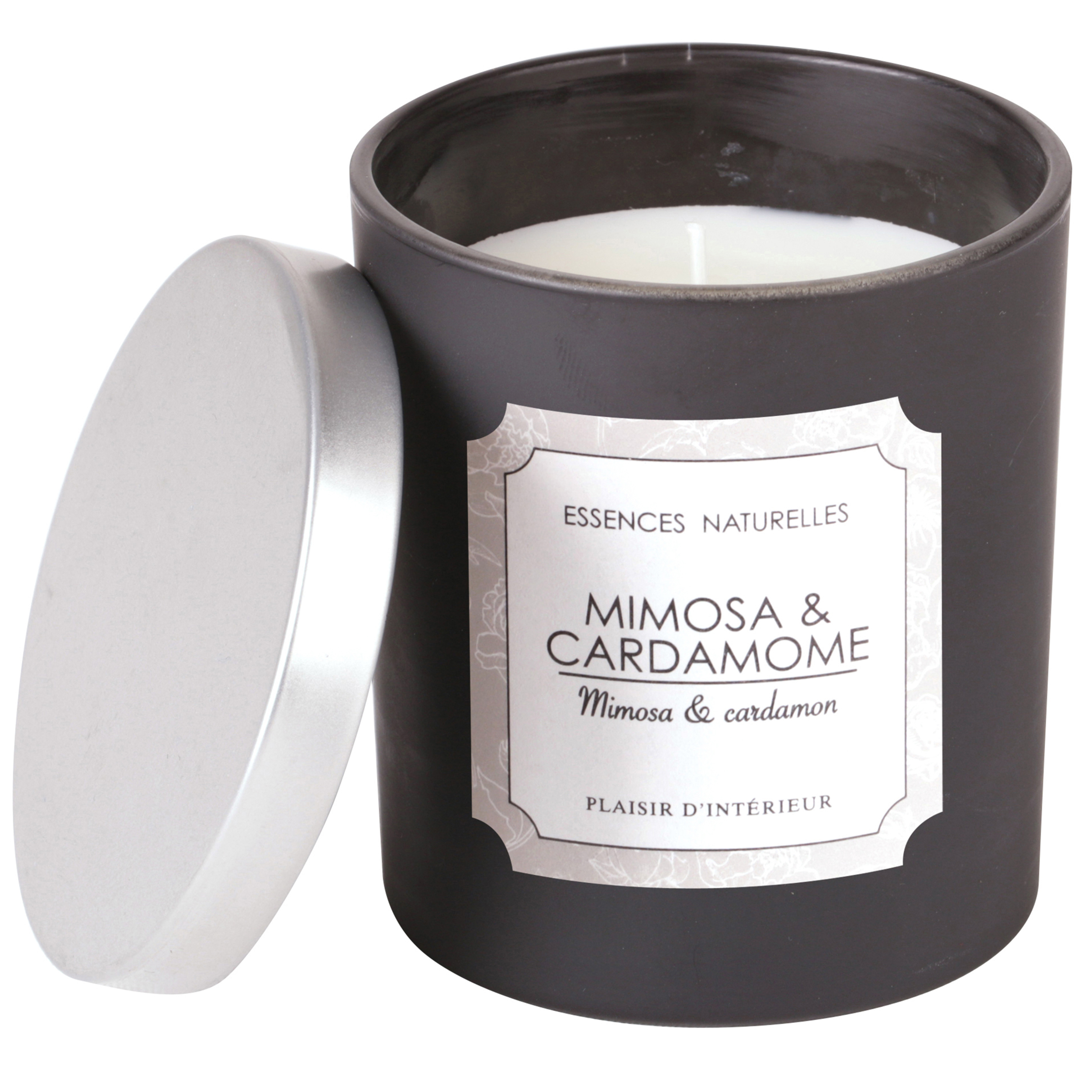 BOUGIE PARFUMEE MIMOSA & CARDAMOME (S)