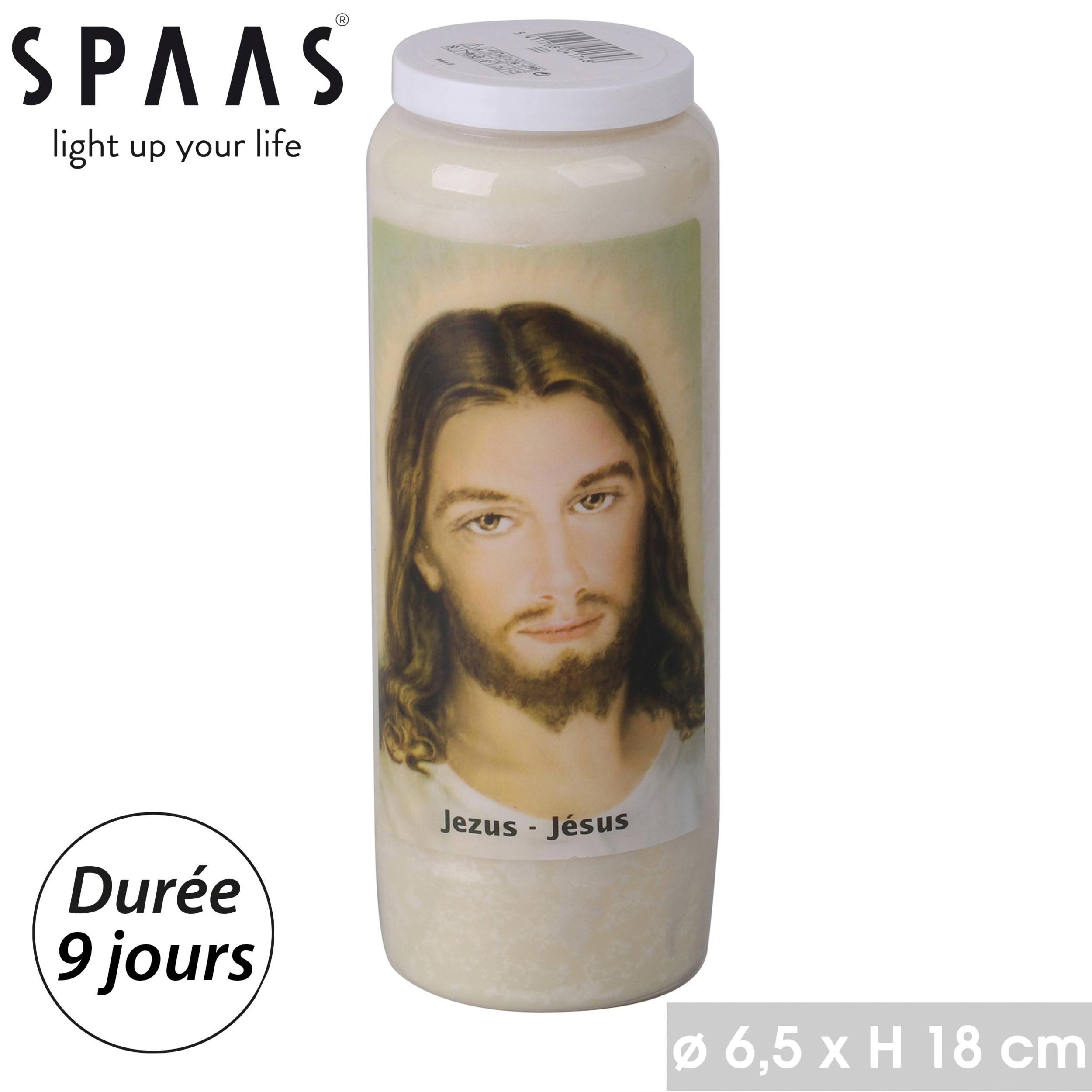 BOUGIE_NEUVAINE_BLANCHE_JESUS_39013
