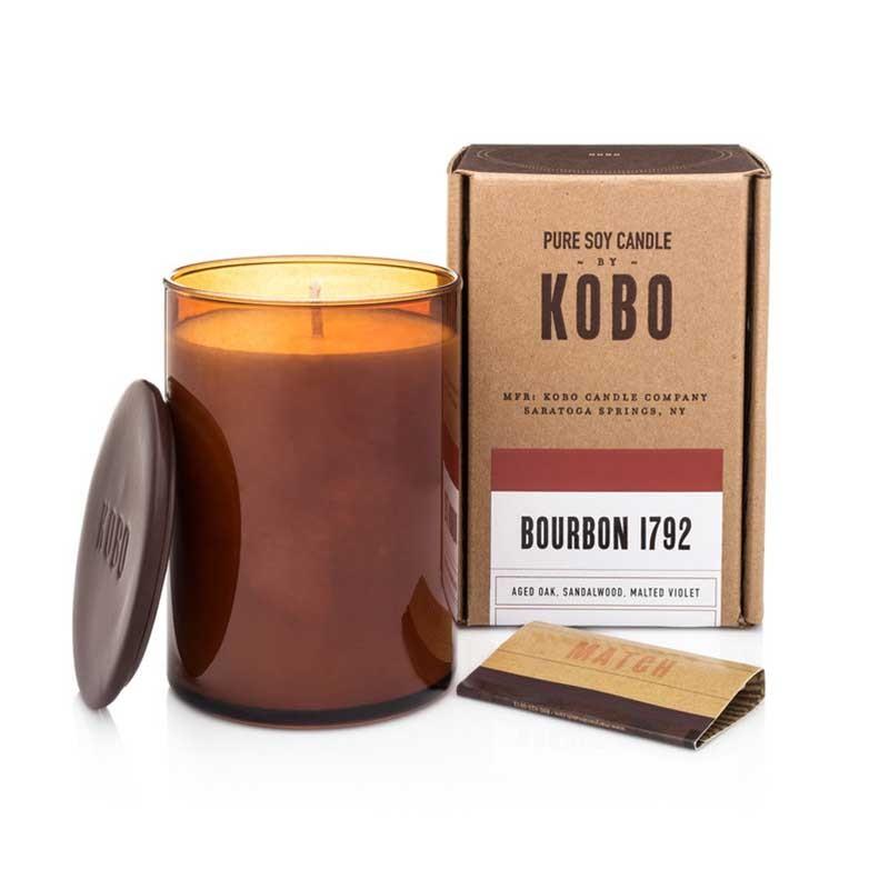 Bougie KOBO BOURBON 1792