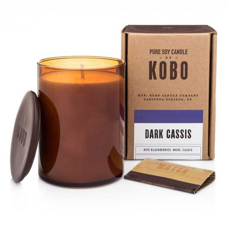 Bougie KOBO DARK CASSIS