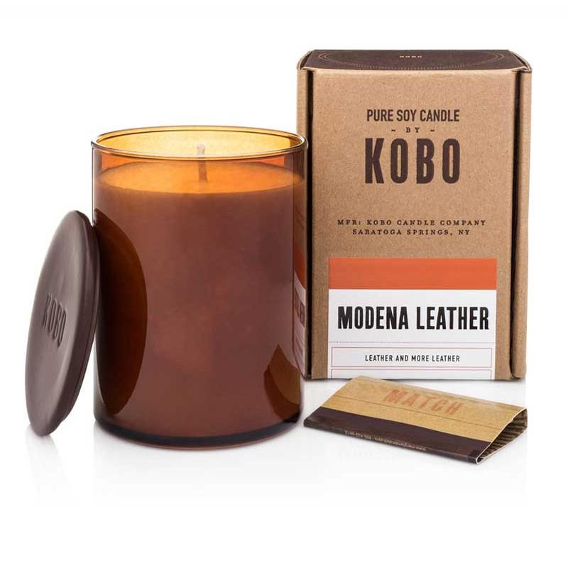 Bougie KOBO MODENA LEATHER