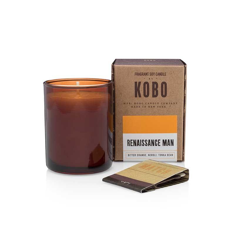 Bougie KOBO RENAISSANCE MAN - VOTIVE