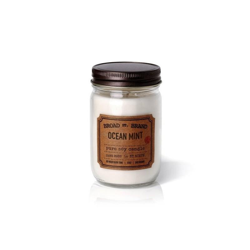 Bougie KOBO Broad St Brand Ocean Mint