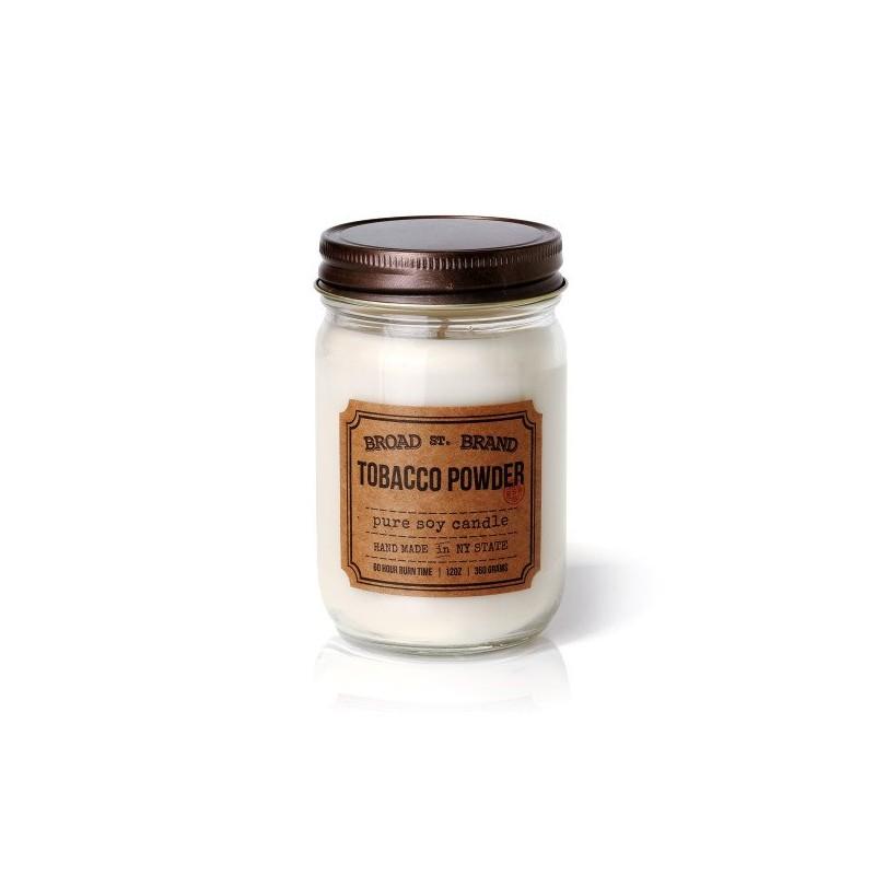 Bougie KOBO Broad St Brand Tobacco Powder
