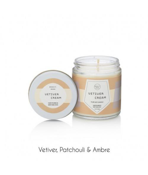 BOUGIE BROAD VETIVER CREAM 115G