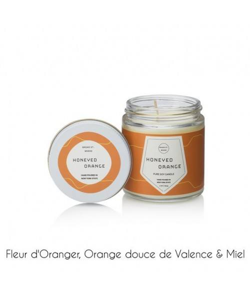 BOUGIE BROAD HONEYED ORANGE 115G