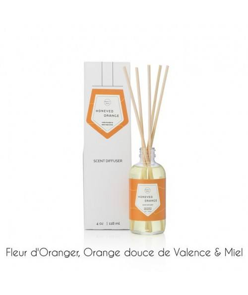 DIFFUSEUR BROAD HONEYED ORANGE 118ML