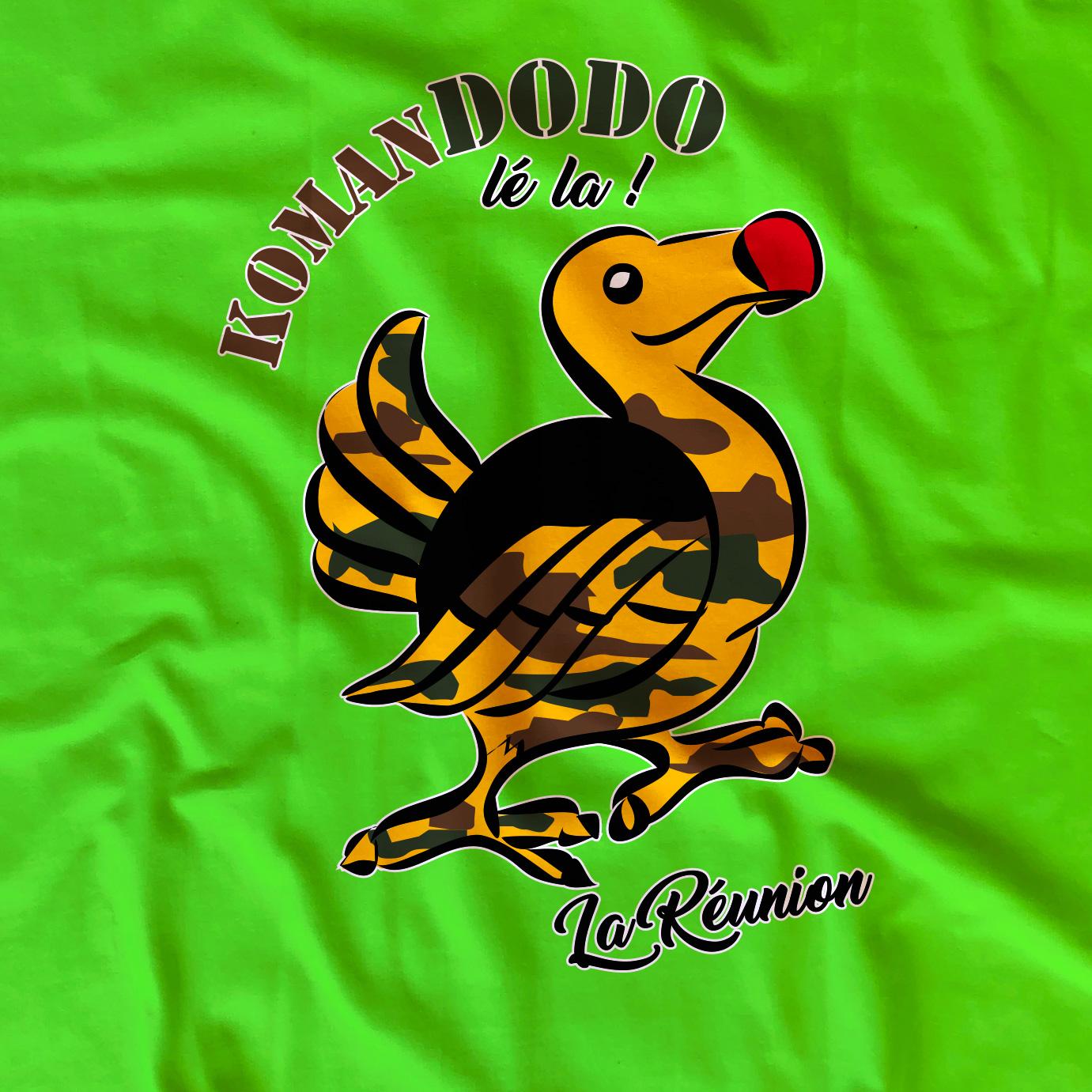 T-shirt enfant Komandodo