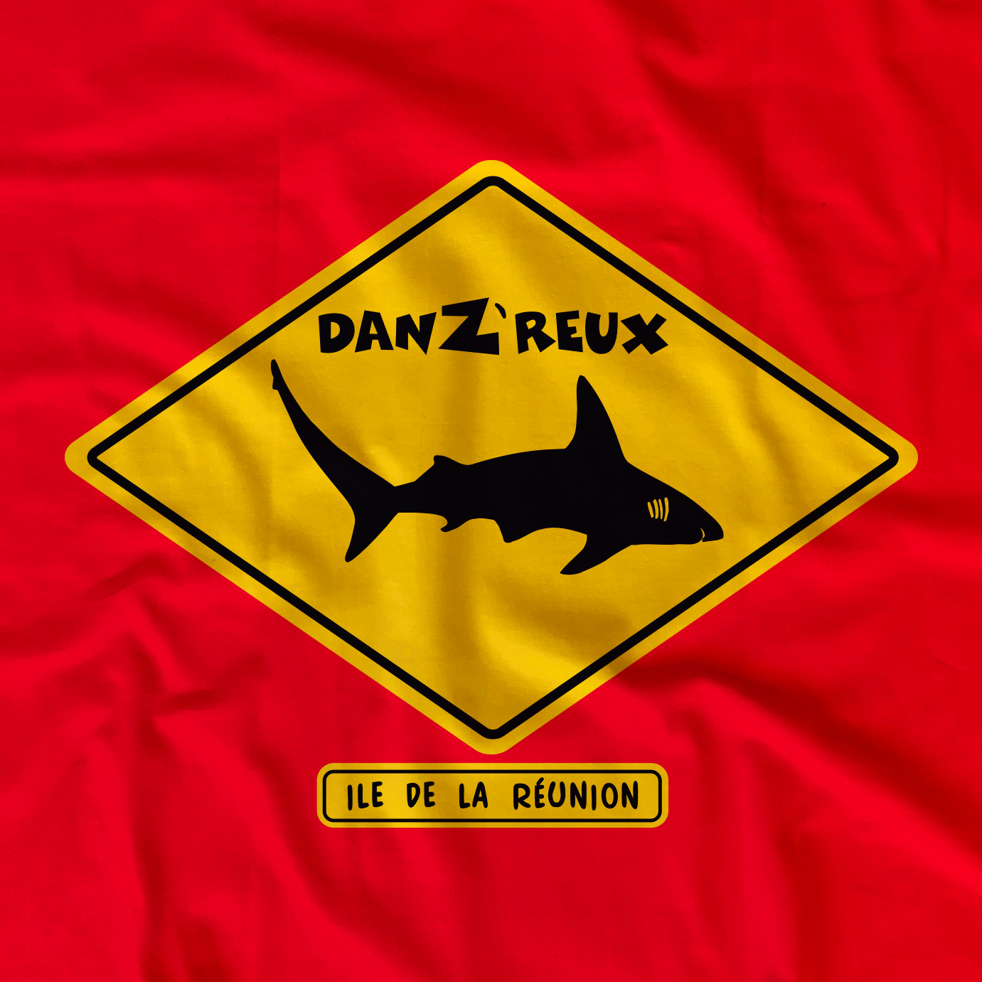 T-shirt enfant Danzreux