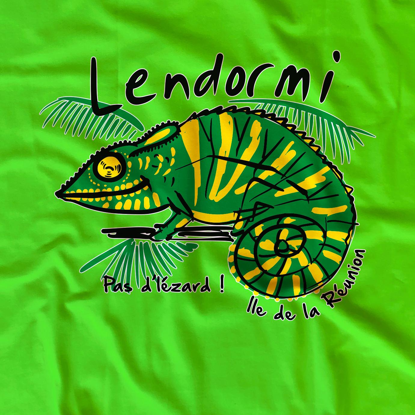 T-shirt enfant Lendormi