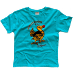 Komandodo-enfant-turquoise