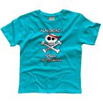 Pirate-enfant-turquoise