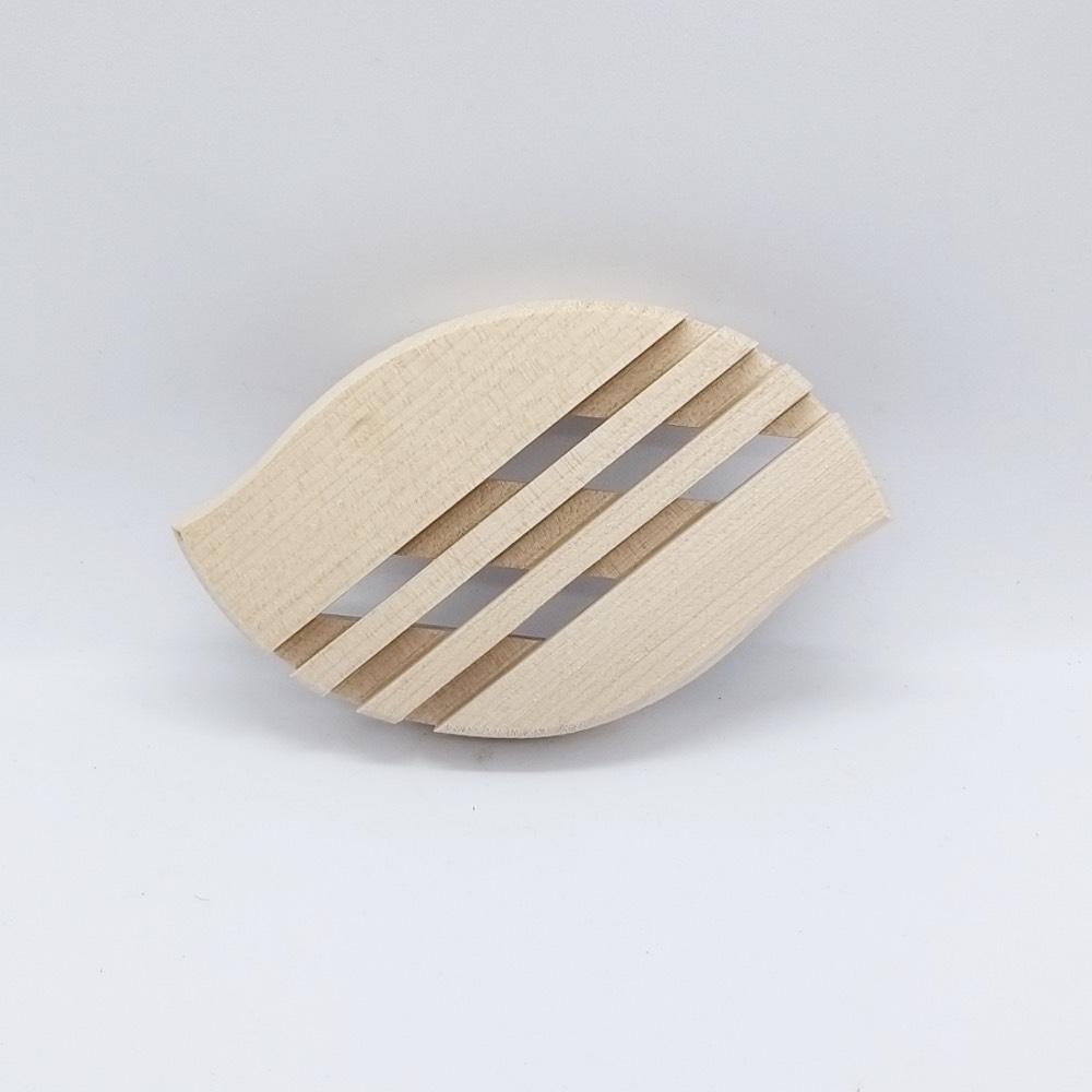 porte savon naturel en bois