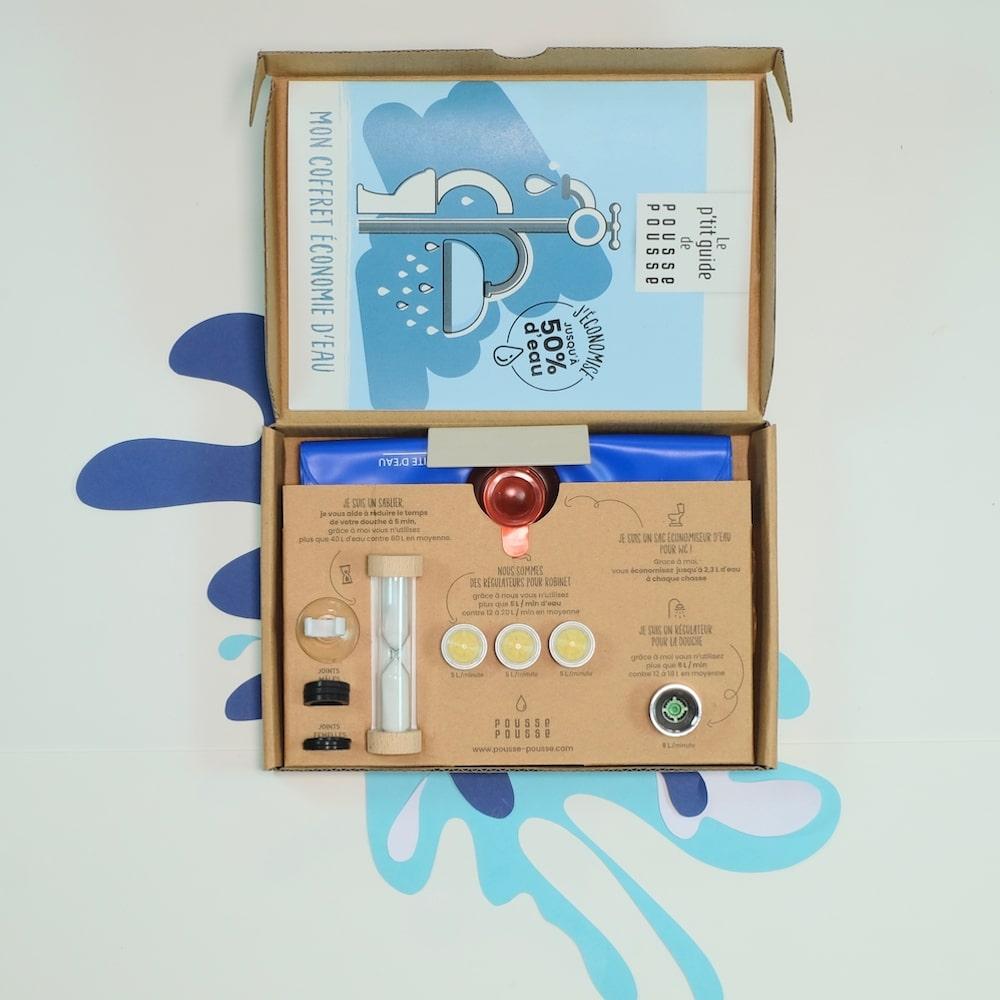 box joints économiseur d'eau