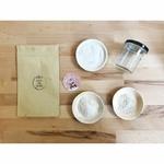 ingrédients recette cake vaisselle