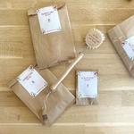 calendrier de lavent zéro déchet avec des cadeaux