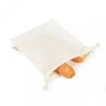 sac à vrac zéro déchet avec des carottes