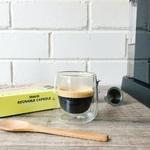 capsule de café rechargeable en inox
