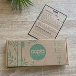 box brosse à dents bambou et dentifrice solide