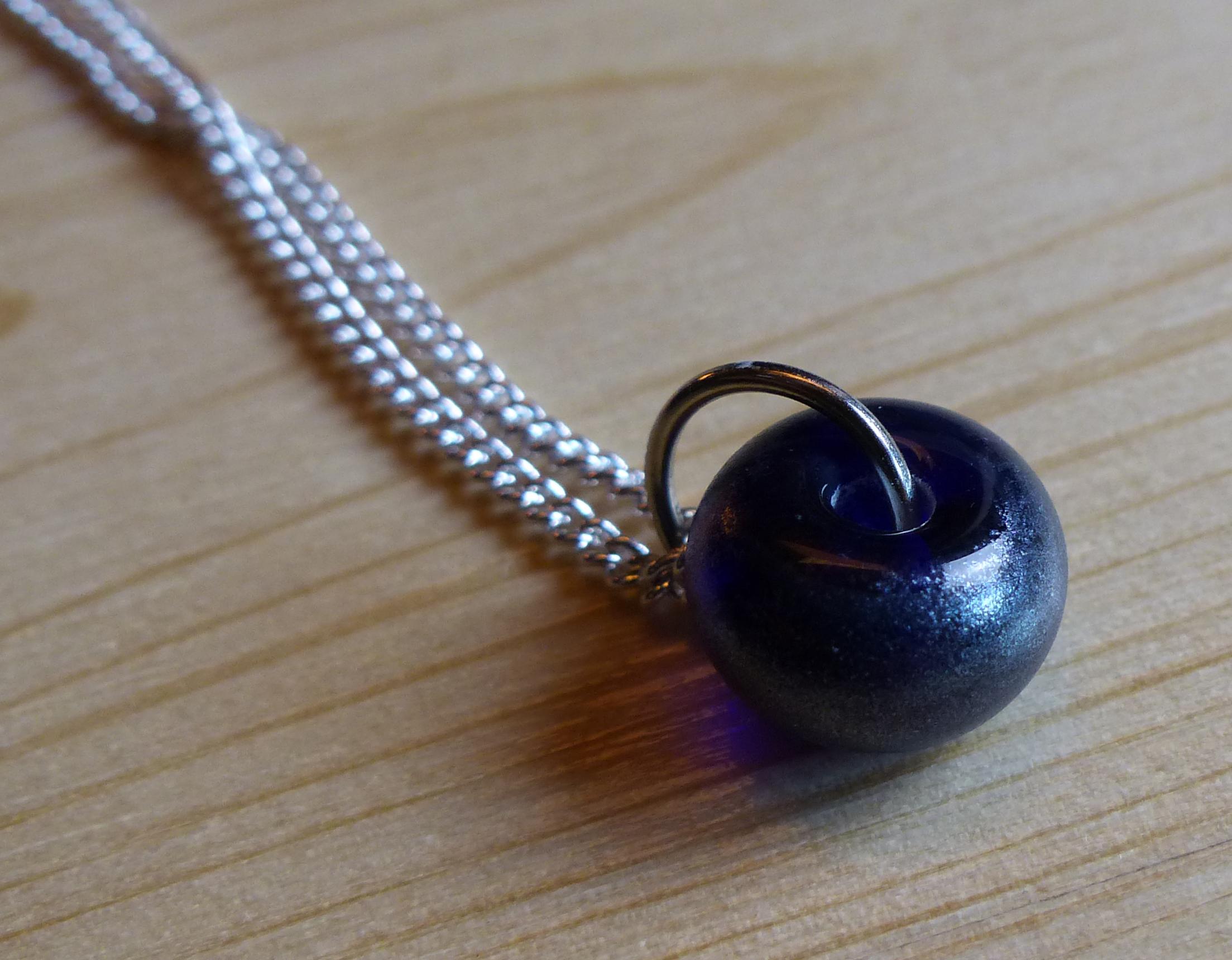 collier perle noir 4