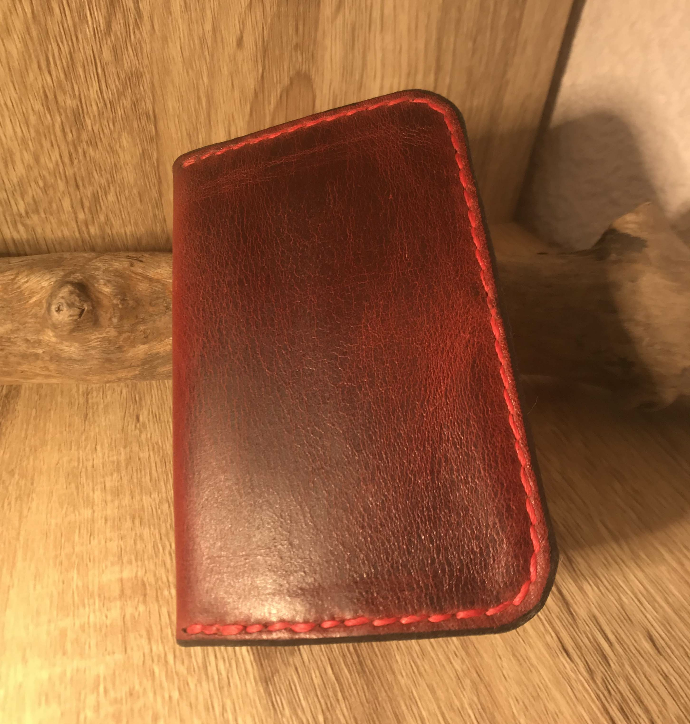 porte carte rouge1
