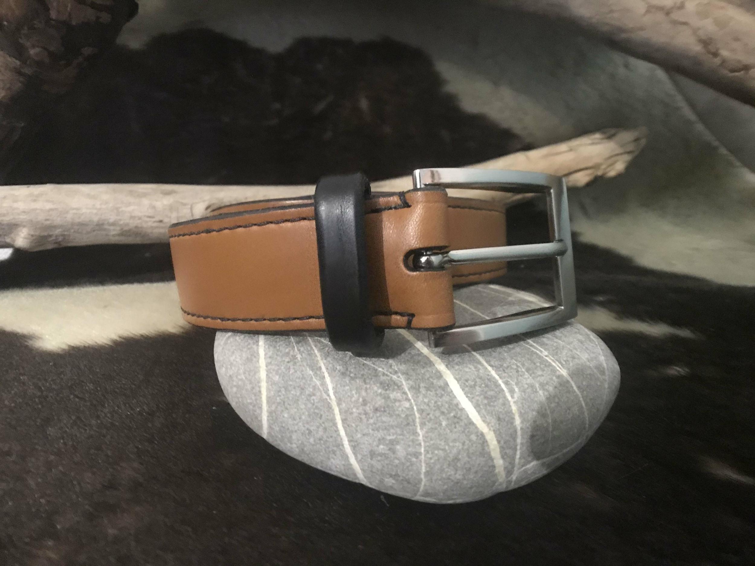 ceinture marron 2