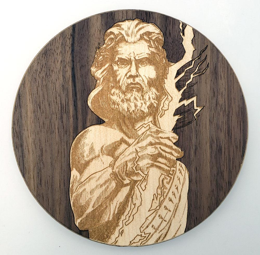 Chargeur à induction Zeus