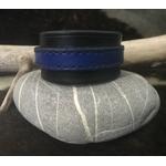 bracelet noir bleu 2