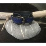 bracelet noir bleu 1