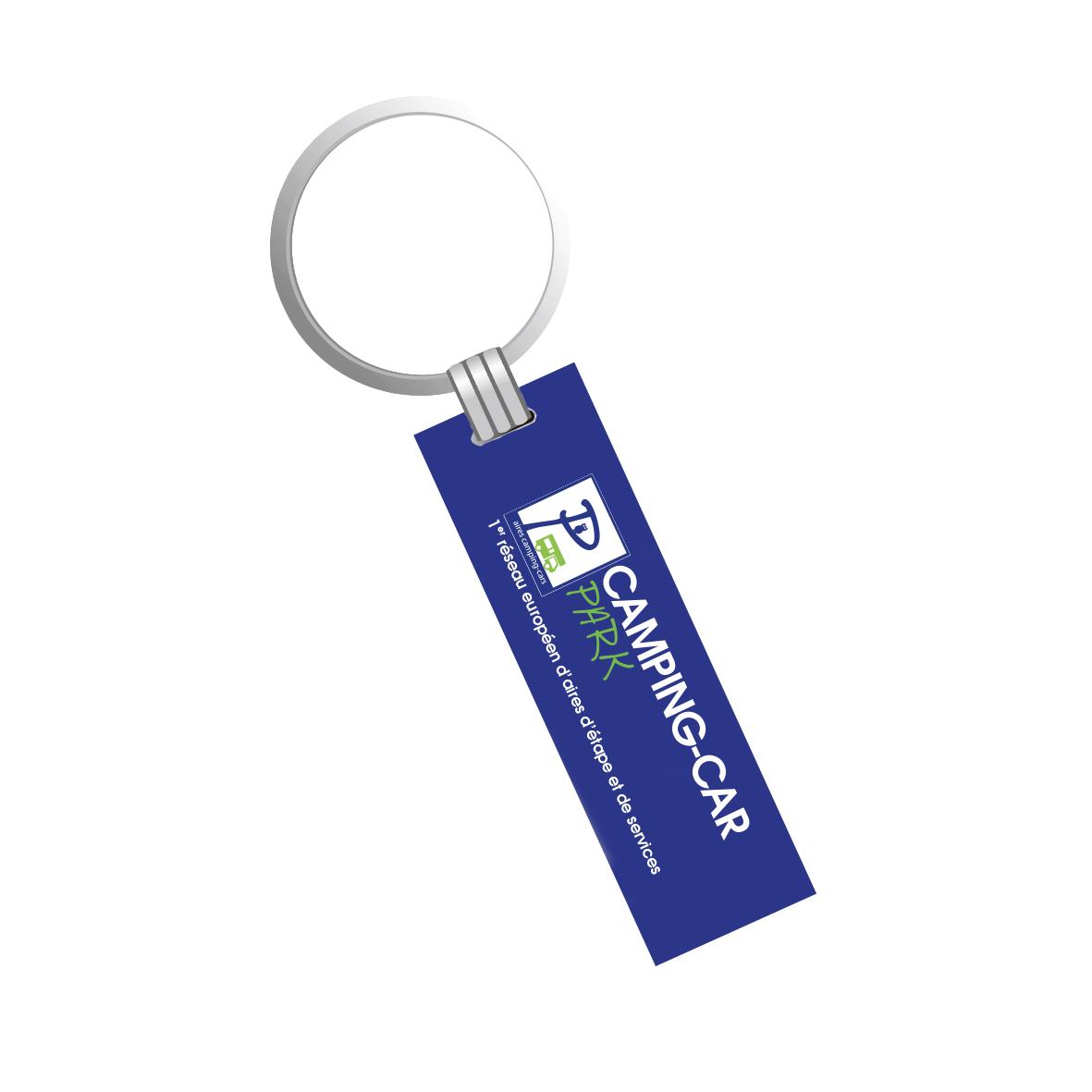 Porte-clé CAMPING-CAR PARK