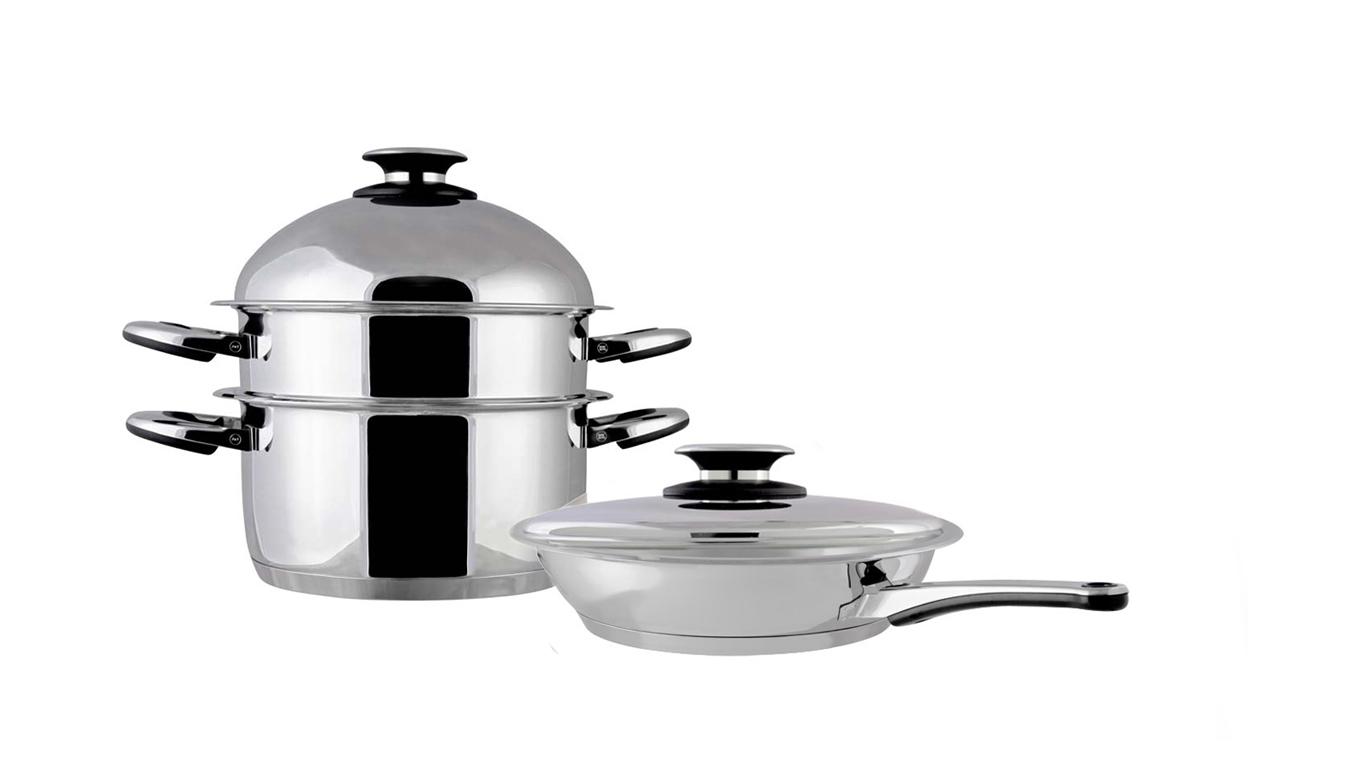 Les indispensables de la cuisine saine pour 2 à 3 personnes