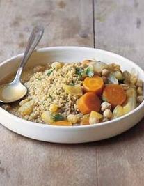Couscous quinoa