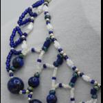 Lapis Symphonie - Collier Lapis Lazuli et perles