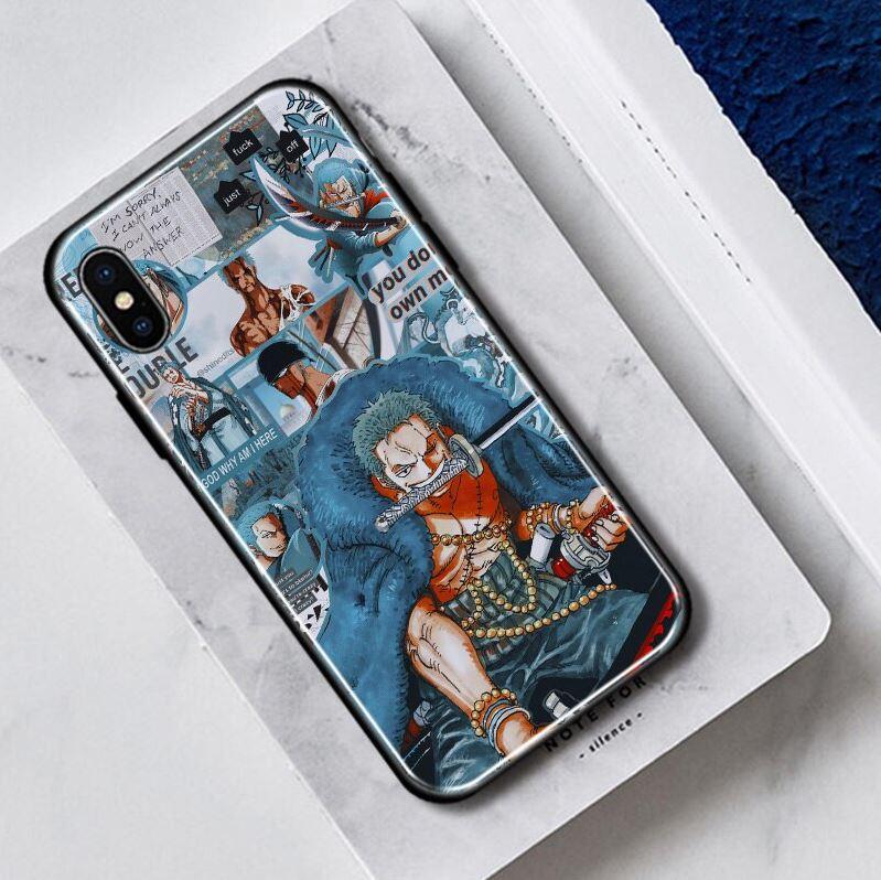 Coque Samsung One Piece Story Zoro