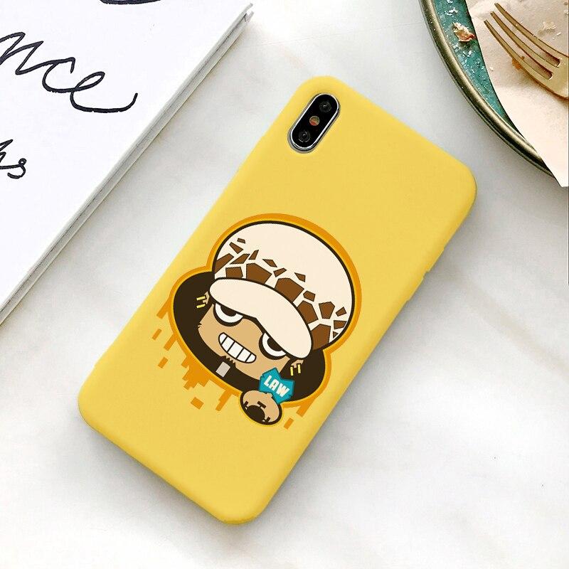 Coque Samsung One Piece Law Face