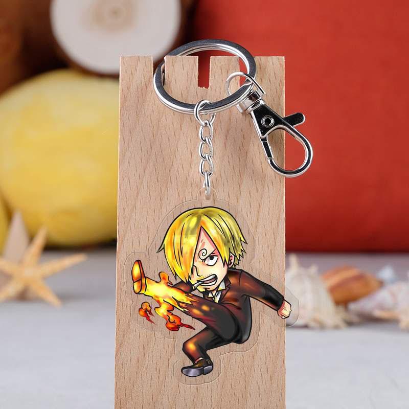 Porte-Clés One Piece Mugi Sanji