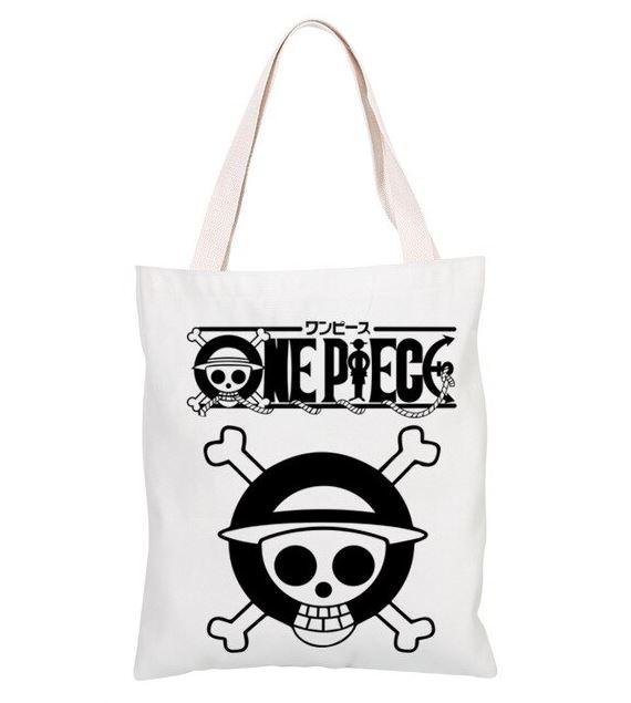Sac de Shopping One Piece Logo 2