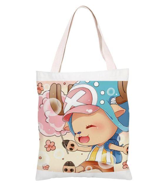 Sac de Shopping One Piece Chopper Candy Floss