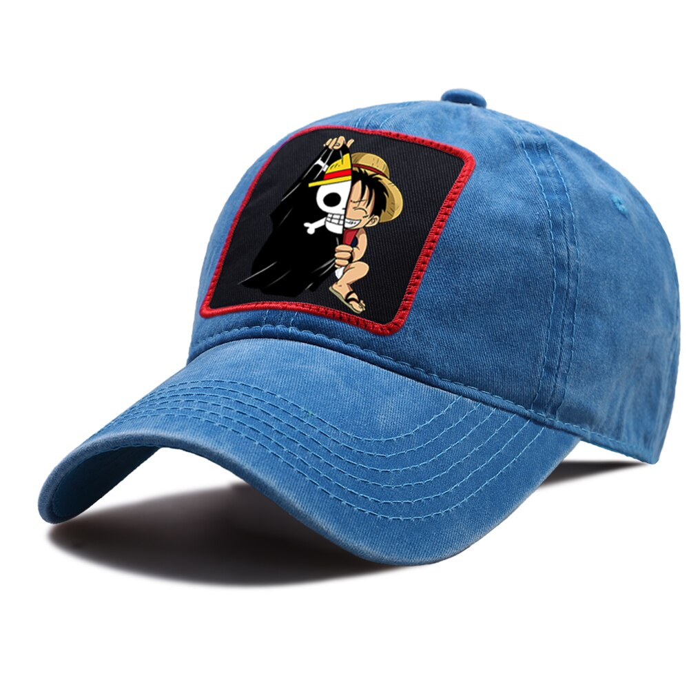 Casquette One Piece Luffy Flag