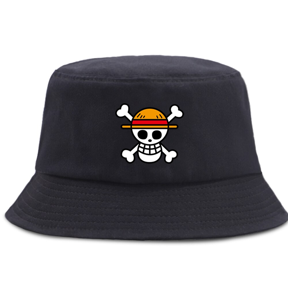 bob one piece logo noir