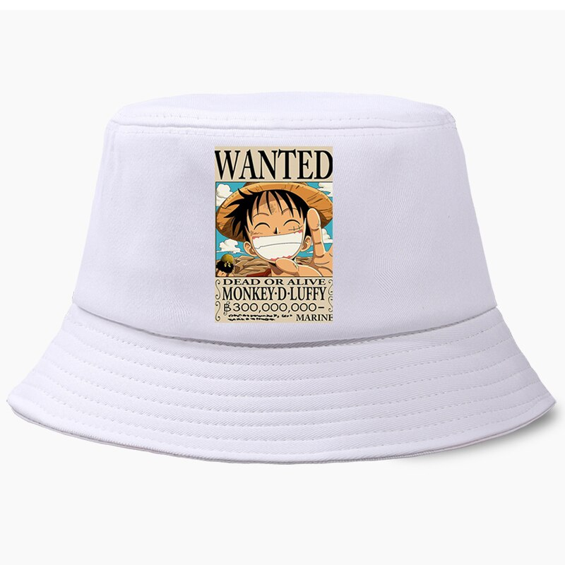 Bob One Piece Wanted Luffy