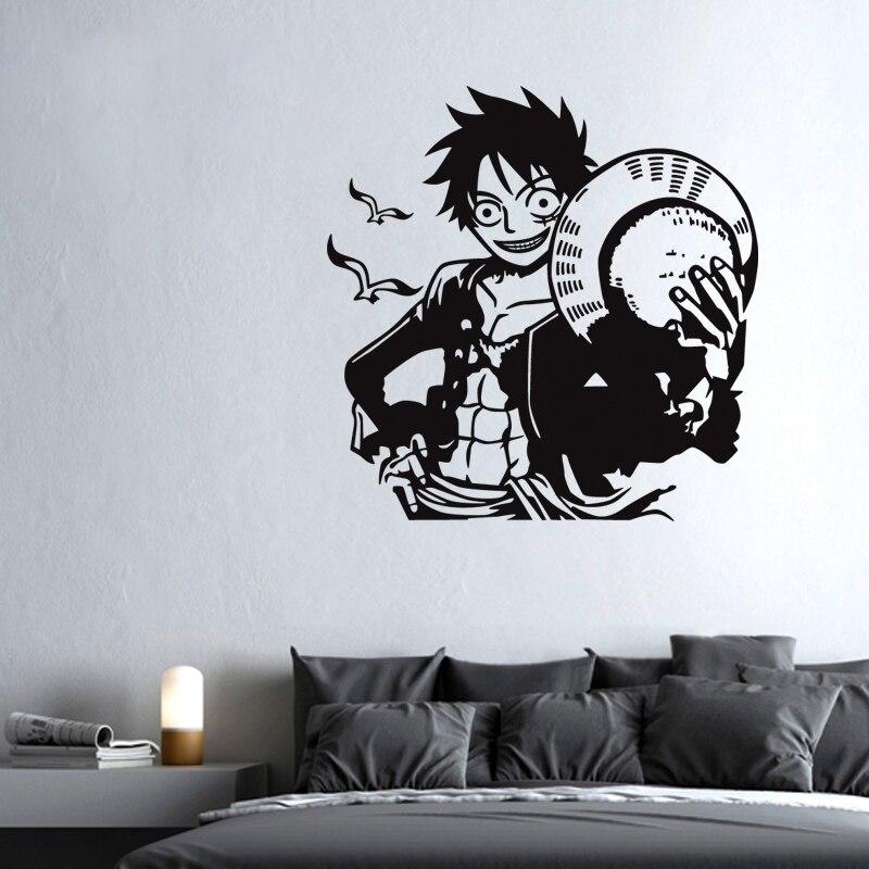 Sticker Mural One Piece Strawhat 3